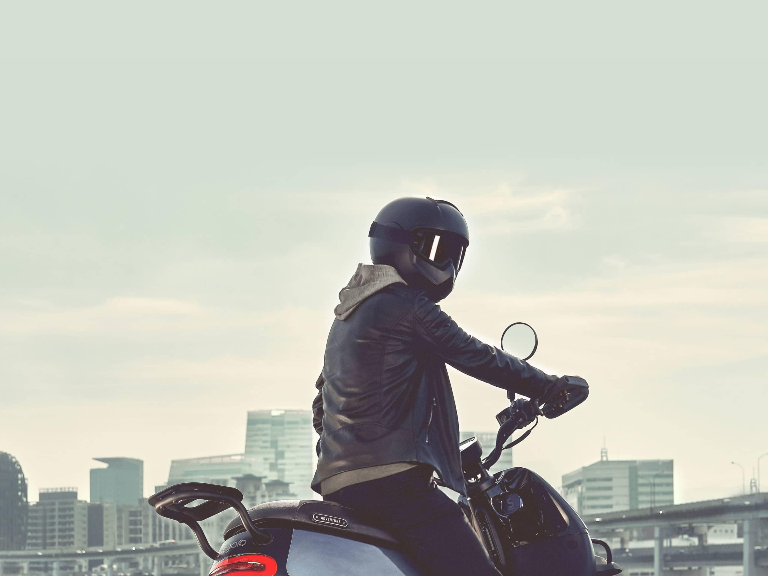 Gogoro Scooter: Multitalente für die Innenstadt…