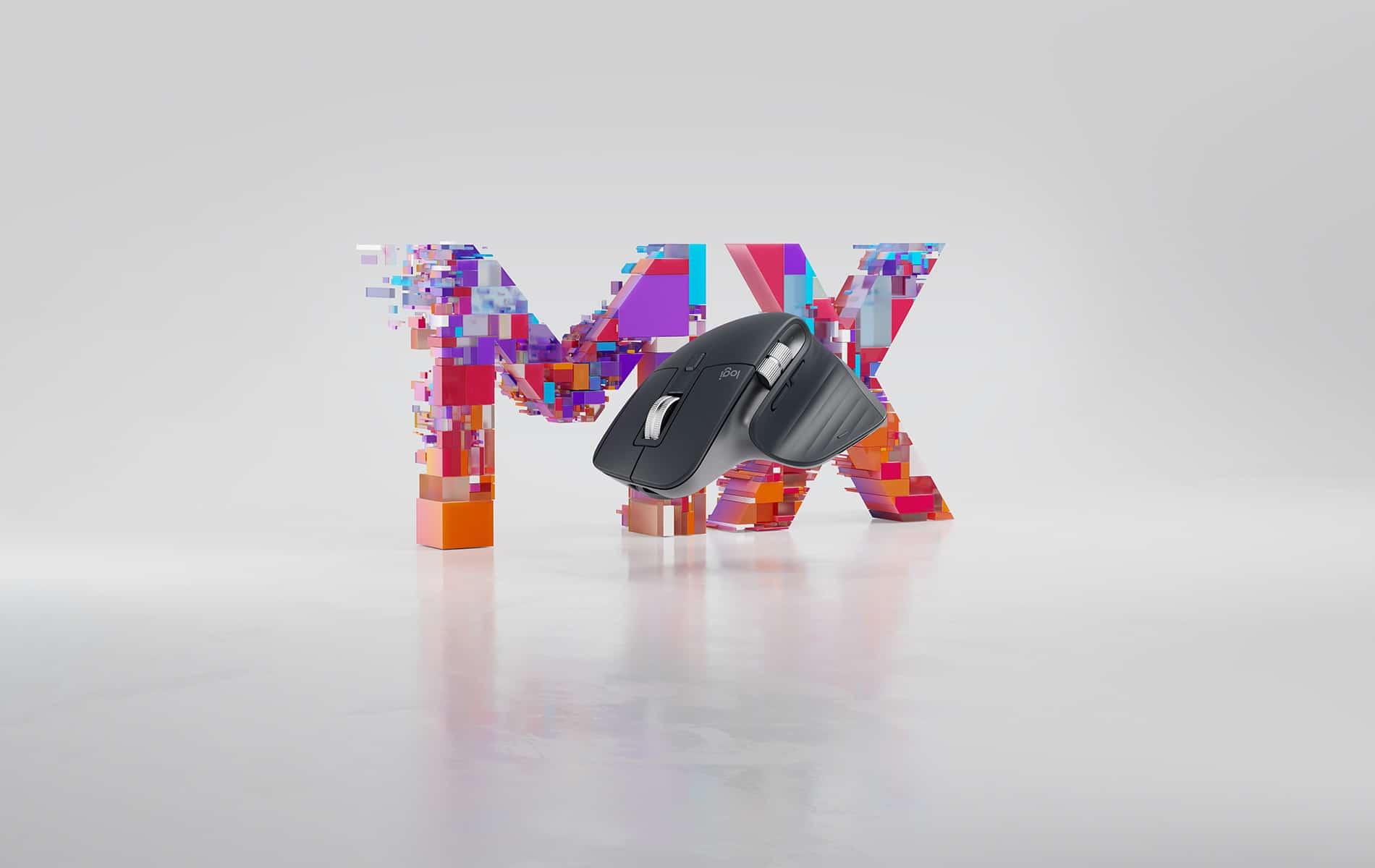 Logitech MX Master 3: Eine Maus – neu erfunden?