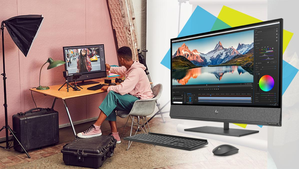 HP ENVY 32 All-in-One: