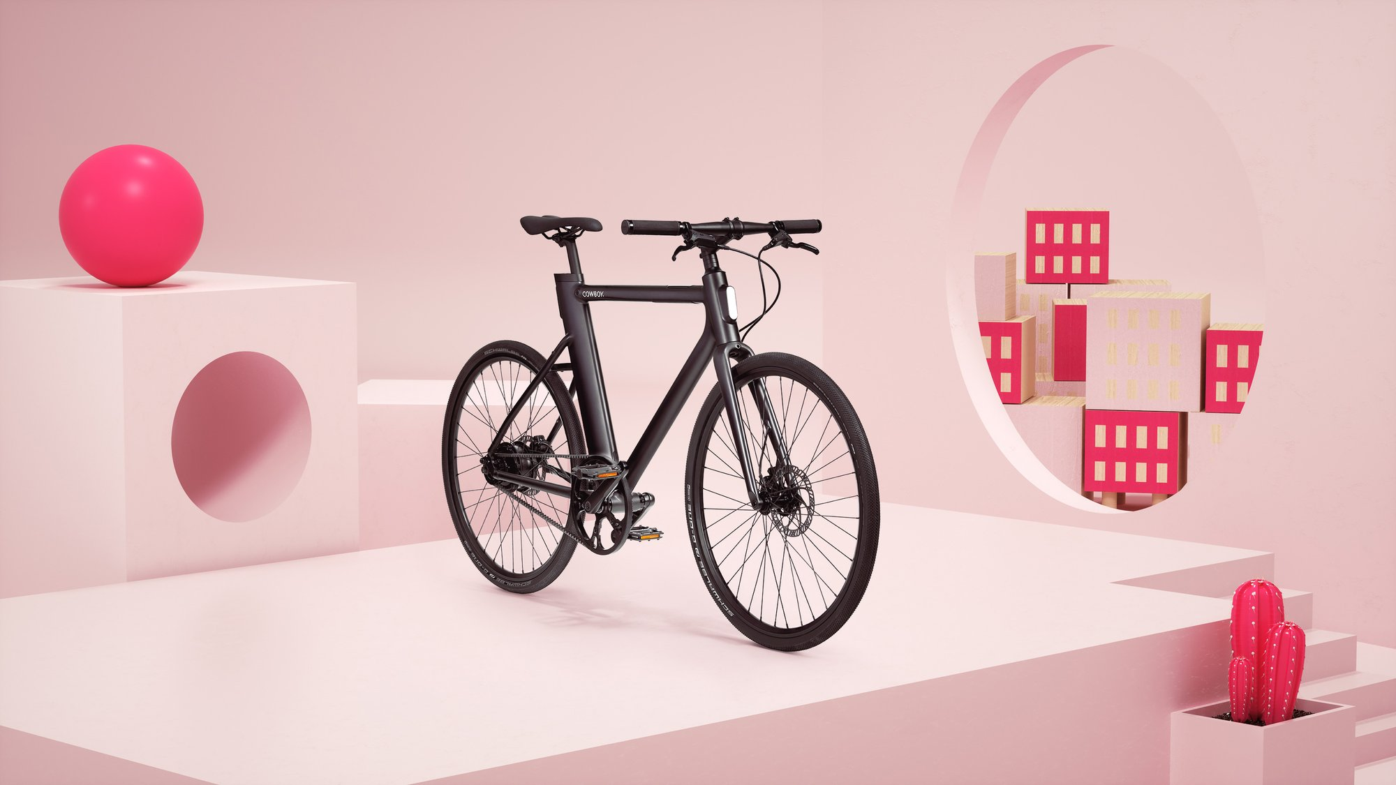 Cowboy E-Bike: Fahrrad fahren mit Stil