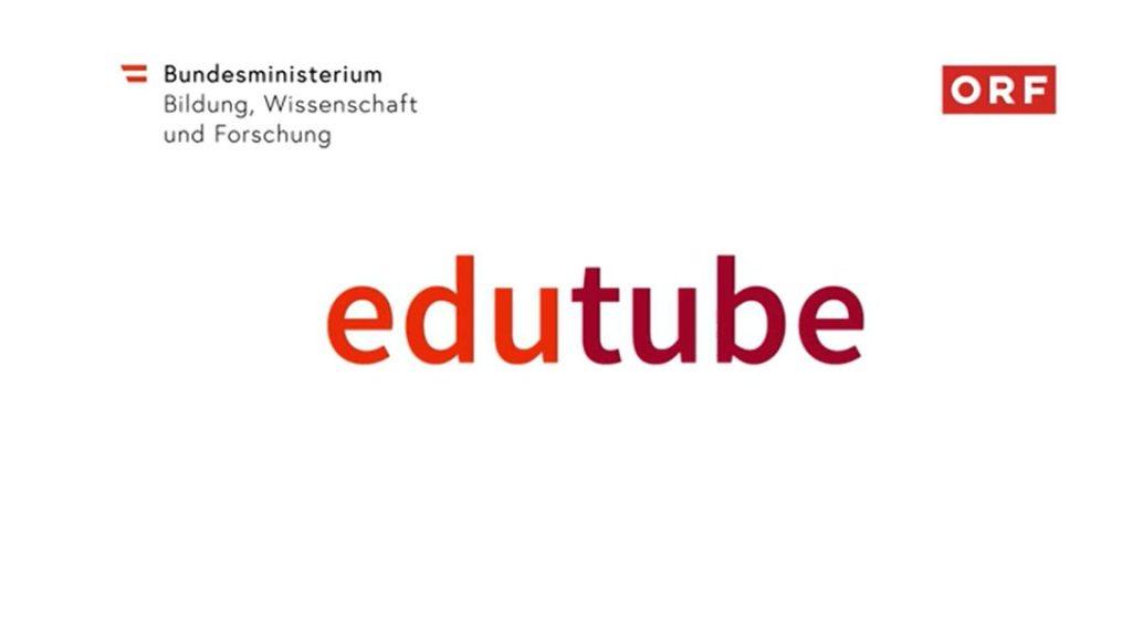 Logo von Edutube, dem ORF und dem Bildungsministerium für Bildung, Wissenschaft und Forschung