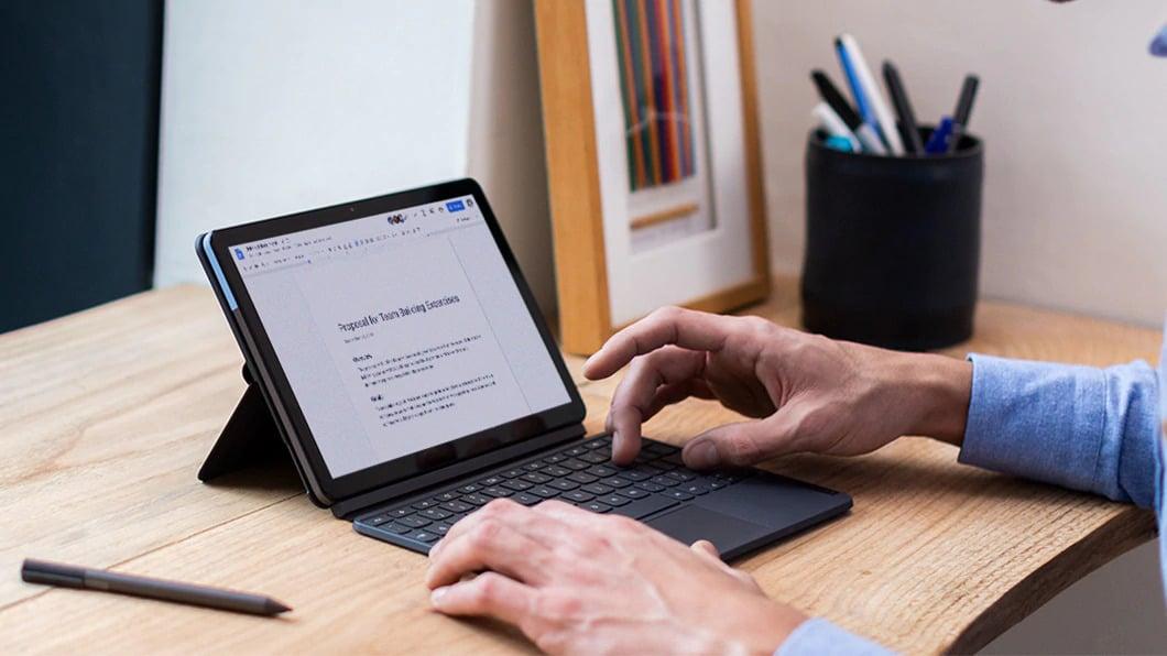 Lenovo IdeaPad Duet: Frischer Wind für die Chromebooks!